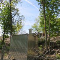 NJTransit RR Signal Box, Морристаун