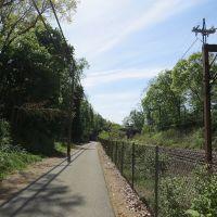 Tracton Line Recreation Trail, Морристаун