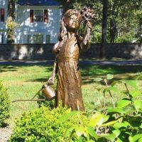 Mary Barrow McDaniel monument (Madison, NJ), Мэдисон