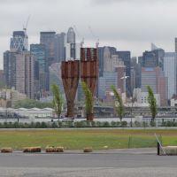 Weehawken 9/11 Memorial, Норт-Берген
