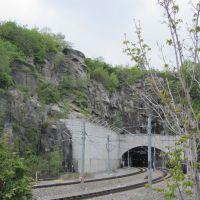 Bergenline Tunnel, Норт-Берген