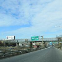 Pedestrian Overpasses, Норт-Берген