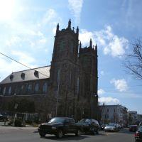 Holy Cross Church, Ньюарк