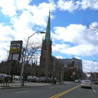 Pro-Cathedral of Saint Patrick in Newark, Ньюарк