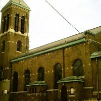 Saint Augustine Roman Catholic Church, Ньюарк