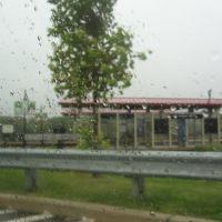 Rt 73 Station in the rain, Пальмира