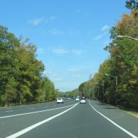 Garden State Parkway, Парамус