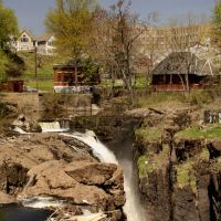 The Great Falls In Their City, Патерсон