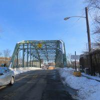 Arch Street Bridge, Патерсон