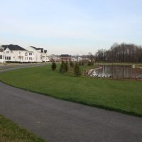 Chesterfield NJ, Cross Creek Development, Пеннсаукен