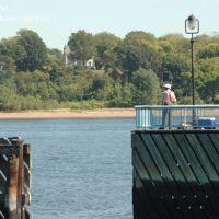 Perth Amboy (Staten Island in background)