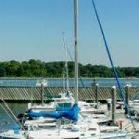 Harborside Marina - Arthur Kill - Staten Island - Raritan Bay - Front St. - Perth Amboy, NJ - 9.19.2007, Перт-Амбой