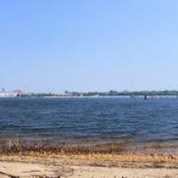 """Power Plant Beach"" - Raritan Bay - South Amboy, NJ - 8.2.2011, Перт-Амбой"