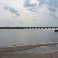 North Jersey Coast Line Raritan Bridge, Перт-Амбой