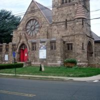 Grace Episcopal Church, Плайнфилд