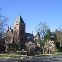Christ Church, Ривертон