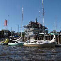 Riverton Yacht Club - Riverton, NJ, Ривертон