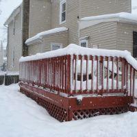 Snowmageddon, Ривертон