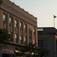 Former Bank of America Building, Риджвуд