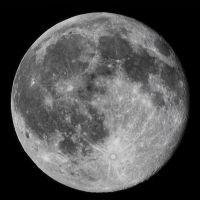 Full Moon - 10/04/09 @ 10:16 P.M., Риджефилд