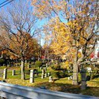English Neighborhood Reformed Cemetery, Риджефилд