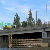 US Route 46 Bridge over Overpeck Creek, New Jersey, Риджефилд