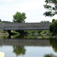 Fairview Avenue Bridge over Bellmans Creek, New Jersey Meadowlands, Риджефилд