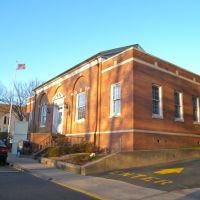 US Post Office, Риджефилд