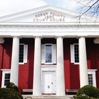 Ocean County Courthouse, Саут-Томс-Ривер