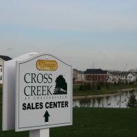 Chesterfield NJ, Cross Creek Development, Секаукус