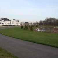 Chesterfield NJ, Cross Creek Development, Сэйревилл