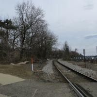 NYS&W Main Line, Тинек
