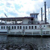 The River Lady - Toms River, NJ, Томс-Ривер