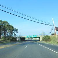 Parkway Overpass, Томс-Ривер