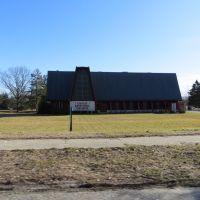 Christ Episcopal Church, Томс-Ривер