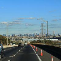 Interstate 95 Express, New York, Manhattan, Форт-Ли