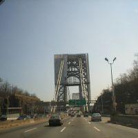 George Washington Bridge, Форт-Ли