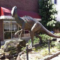 Hadrosaurus Foulkii, Хаддон