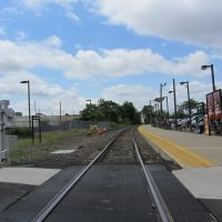 Essex Street Station, Хакенсак