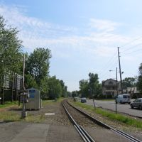 Pascack Valley Line, Хакенсак
