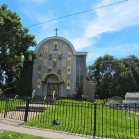 Immaculate Conception Ukrainian Catholic Church, Хиллсайд