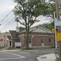 Emanuel Baptist Church, Хиллсайд