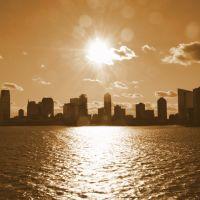 New Jersey skyline (Thiago), Хобокен