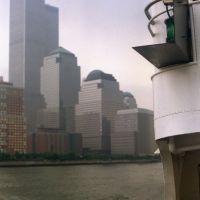 World Trade Center - New York - USA June 2001, Хобокен