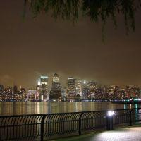 NY Skyline from Jersey City, Хобокен