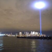 NYC Tribute in Lights, Хобокен