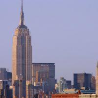 New York - ESB and Chrysler, Хобокен