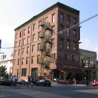 Washington st, Hoboken, Хобокен