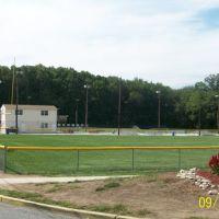 midget football field, Черри-Хилл