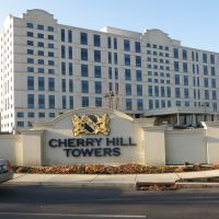 Cherry Hill Towers ,  Cherry Hill , New Jersey .USA ., Черри-Хилл